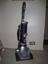 AEG Nimble upright vacuum cleaner about four years old.