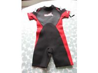 Boys Kaiko Wet Suit New without Tags Size Kids 9