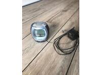 Philips alarm clock