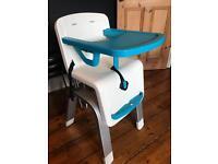 Nuna child's feeding chair