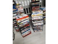 Over a 1000 dvds for sale