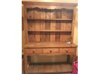 Wooden dresser for sale offers accepted
