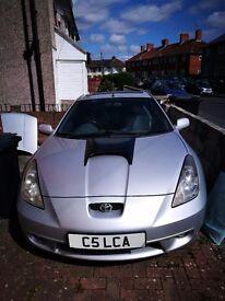 Toyota celica spares or repairs