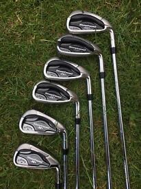 Xr 16 steelhead iron set