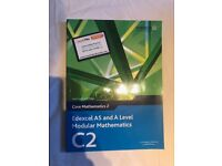 C2 Edexcel AS and A Level modular Mathematics