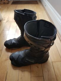 Nitro Motorbike Race Boots