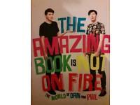 Dan and Phil book