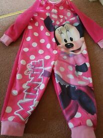 Mini Mouse pyjamas for girl 2-3year