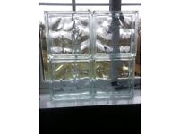 4 Glass blocks