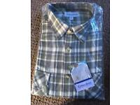 New - Clifford James shirt size L