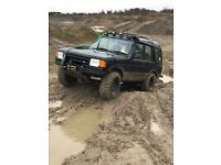 Land Rover Discovery 1 300tdi off-roader