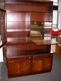Sideboard, Wall Unit - Vintage Mackintosh - Can deliver locally