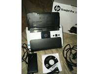 HP scanner 3000s2