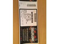 2 x Download Festival Day Tickets FRIDAY 9th June