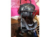 Excellent condition travel system