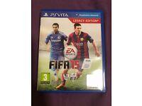Brand New PSVITA FIFA15