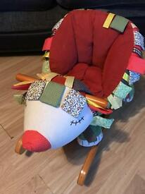 Hedgehog rocker