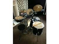 Millennium beginners drum kit