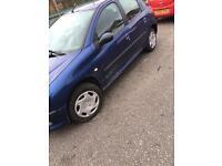 Peugeot 206 2003 cheap car