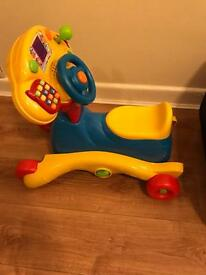 Free Vetch Ride Along and Fisher Price Kids Seat (Now Gone)