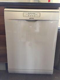 SMEG Dishwasher for Sale - Excellent Condition, 16 Months Old