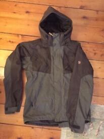 Fjallraven shooting jacket M