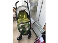 Cosatto pushchair NOW £100