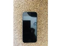 iPhone 5 black UNLOCKED