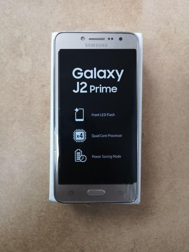 Samsung Galaxy J2 Prime 8gb Unlocked Brand New With Receipt In