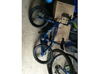 Boys Star Wars bike