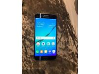Samsung Galaxy S6 Edge ‑ 32 GB ‑ Black Sapphire ‑ Unlocked