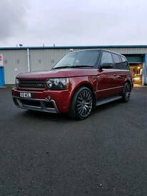 Range Rover L322 3.6 TD V8 Vogue 5dr (One Of Only 5 In The UK)