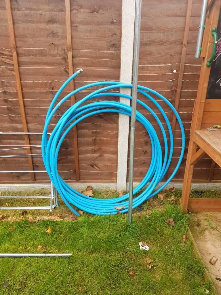 External water pipe