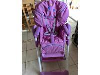 Hauck Baby Highchair