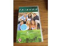 Friends Series 8 episodes 9 - 12
