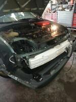 painting , autobody and engine installation!!