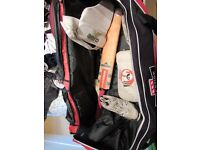 Cricket Kit for Quick Sale. Moving Country