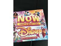 Disney 4 cd set