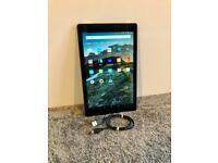 Black Amazon Fire HD 10 (7th gen) 32GB tablet with Alexa