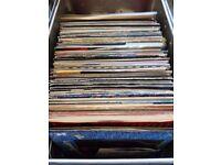 Vinyl albums and singl2singles. Ex DJ. various genre's and era's. 60s 70s 80s 90s