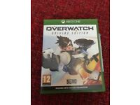 Overwatch x box one game