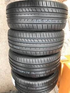 neufs 4 pneus dété 215/45/17 sport max , jamais posé