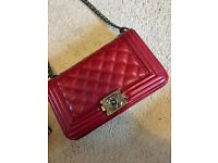Women's Chanel handbag