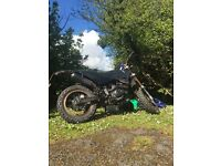 RMR 125 4 stroke with new off-road tyres SWAP for 125cc or CASH