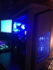 Gaming Pc, i5 Cpu, Asus DirecrCu II GTX 670 Graphics Card, Windows installed on SSD