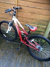 Apollo mountain bike £20