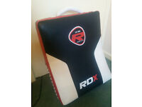 RDX Strike Shield Kick Pad Large Punch Bag Focus Boxing MMA Martial Training Arm