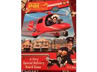 Postman Pat Games