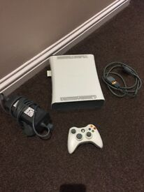 Xbox 360 with controller for spares or repair