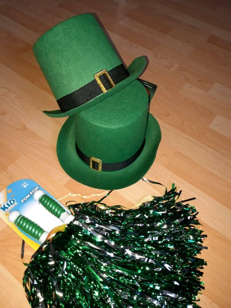 da8d6c4f5357d6 ST. PATRICK'S HATS & POM POMS | in Kilmarnock, East Ayrshire ...